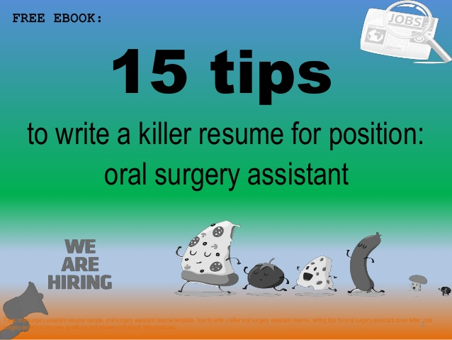 oral surgery assistant resume sample pdf ebook free surgical professional highlights Resume Surgical Assistant Resume Sample