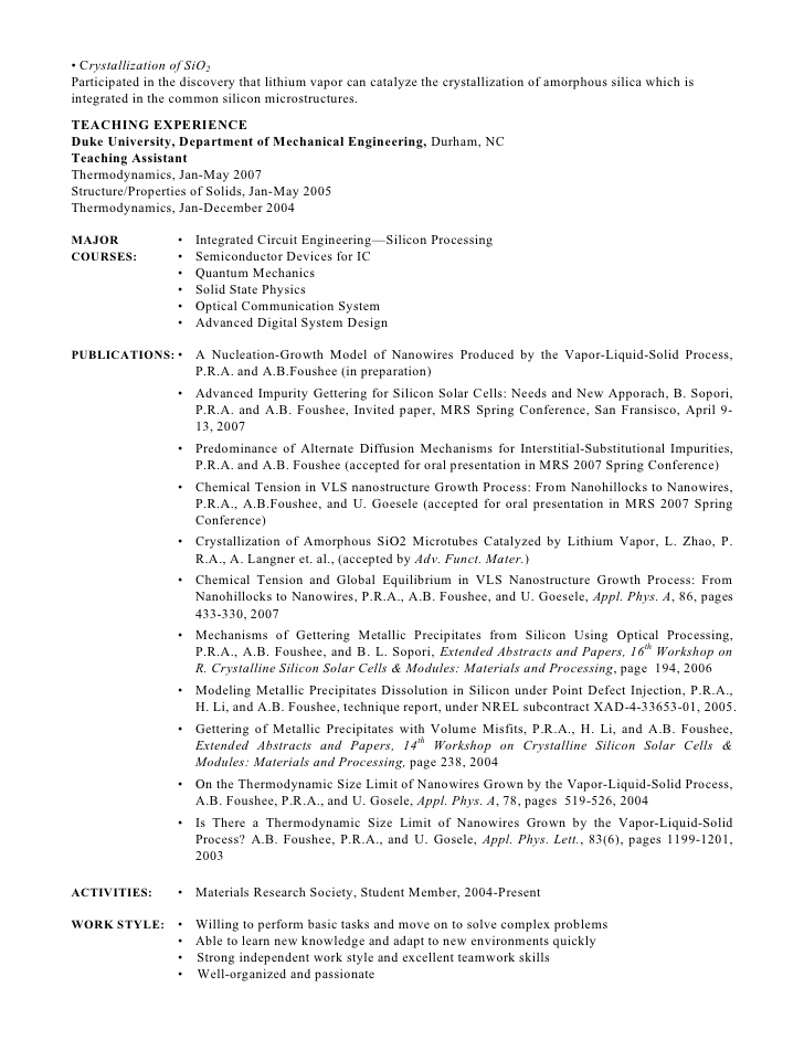 phd cv postdoctoral research resume for position hcc coder system administrator machine Resume Resume For Research Position