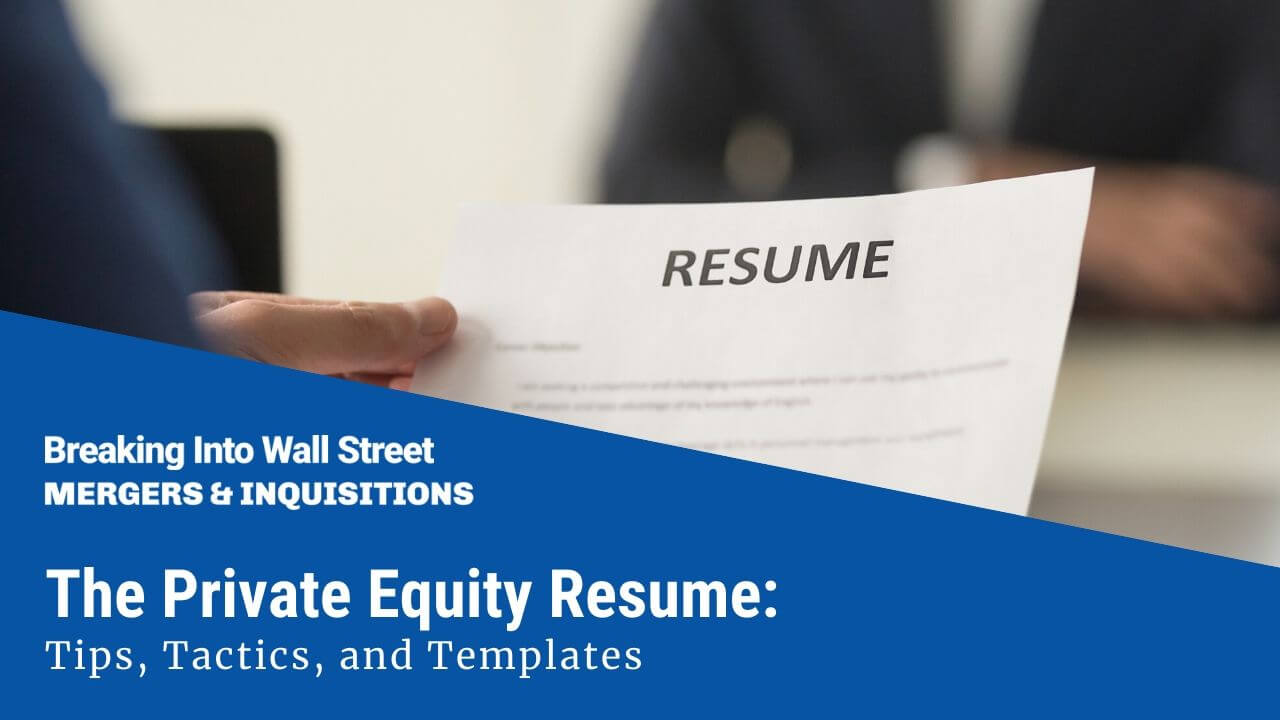 private equity resume guide free templates estate microsoft word template cpa sample Resume Real Estate Private Equity Resume