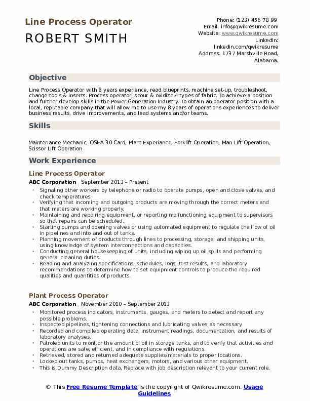process operator resume samples qwikresume pdf professional services vancouver sample for Resume Process Operator Resume
