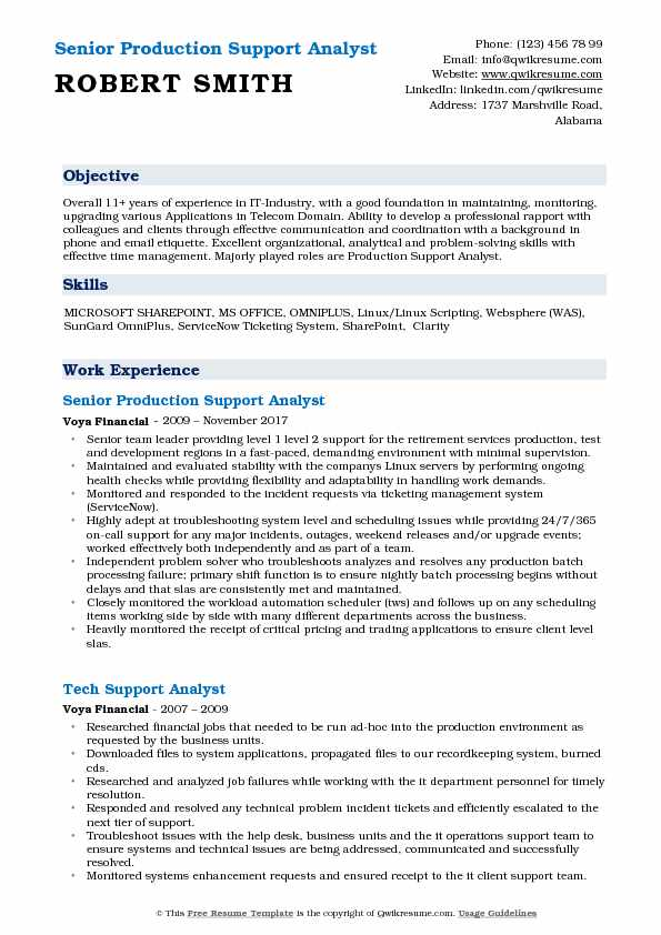 production support analyst resume samples qwikresume sample pdf research impressive words Resume Production Support Analyst Resume Sample