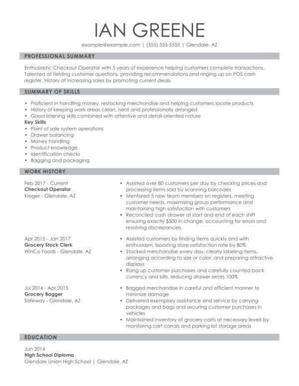 professional retail resume examples livecareer phrases for knowledgeable combo checkout Resume Resume Phrases For Retail