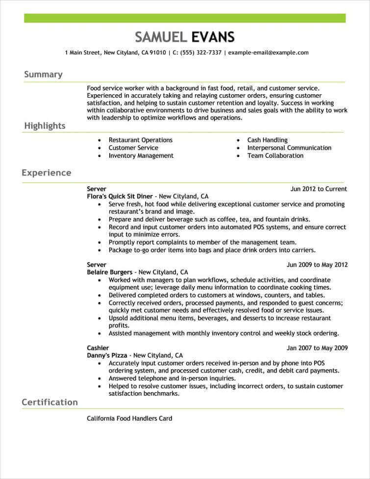 professional senior manager executive resume samples livecareer winning examples fast Resume Winning Resume Examples