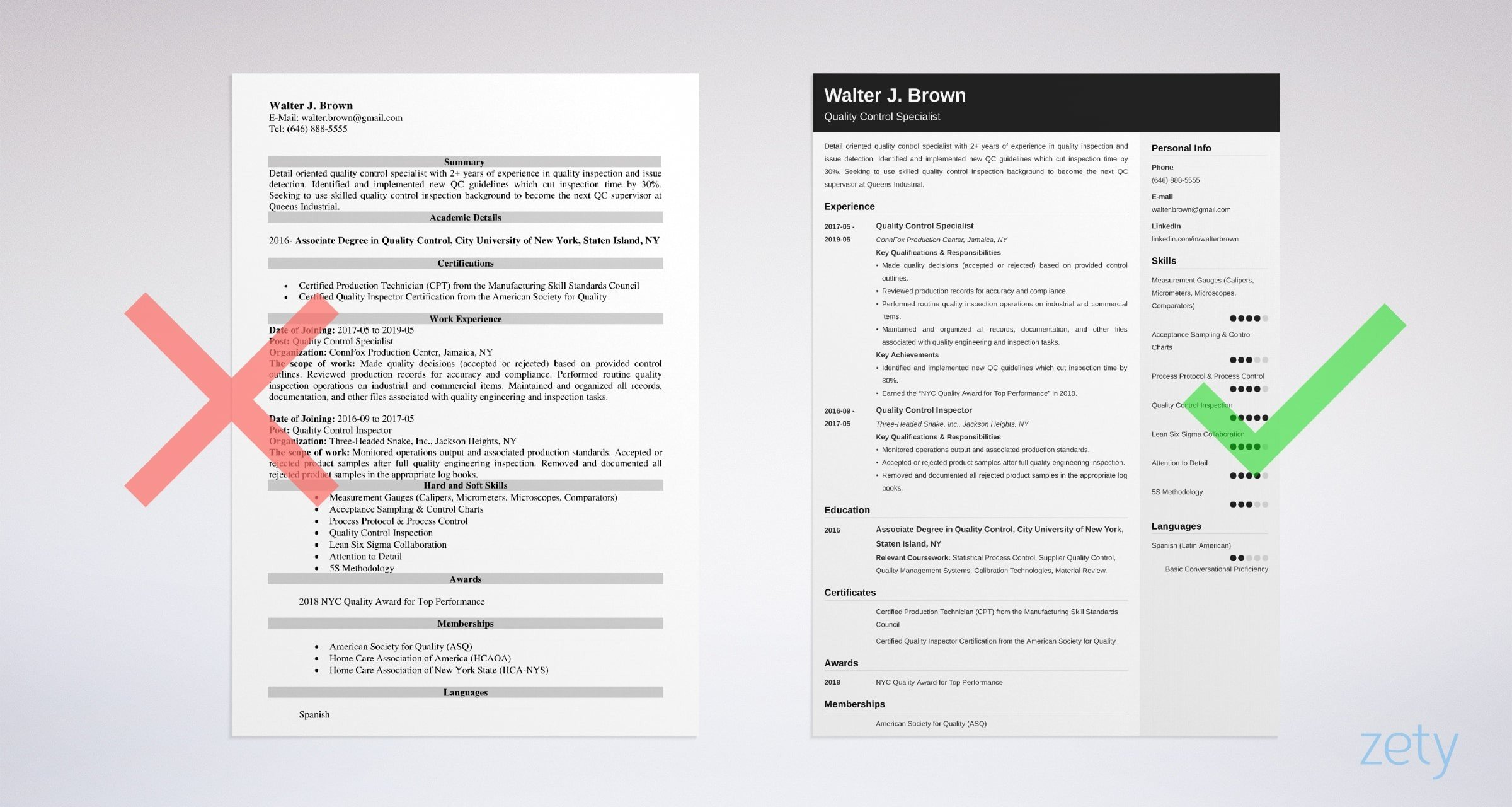 quality control resume examples job description skills inspector objective example Resume Inspector Resume Objective Examples