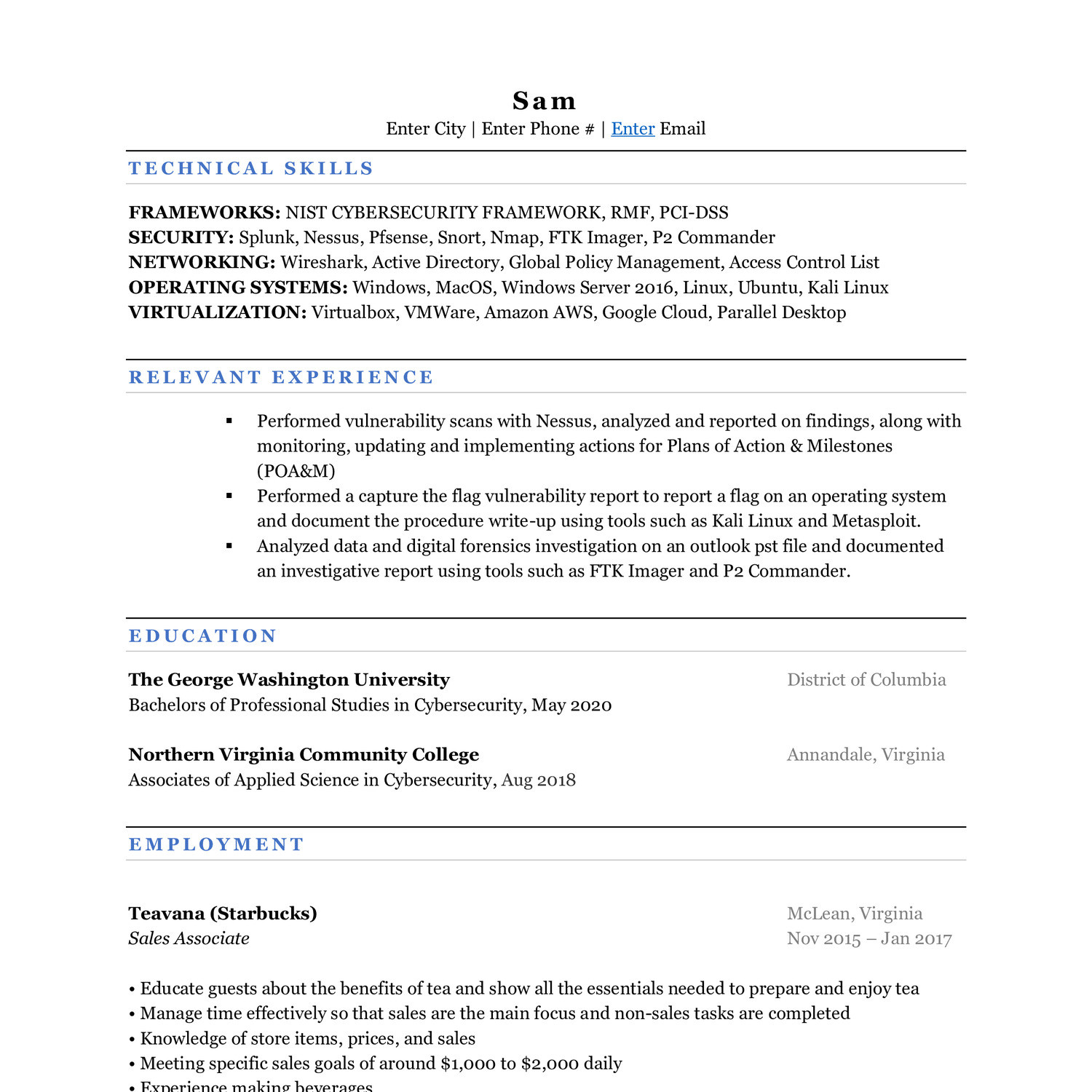 reddit cyber resume copy docdroid security pdf summary examples for warehouse worker good Resume Cyber Security Resume Reddit