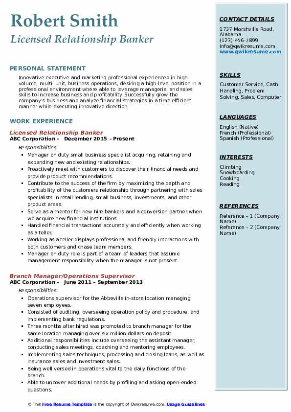relationship banker resume samples qwikresume pdf human resources analyst delivery driver Resume Relationship Banker Resume