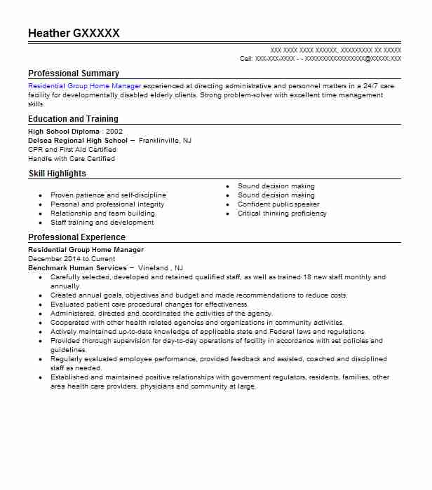 residential group home manager resume example ahrc sparrow bush new sample short and Resume Group Home Manager Resume Sample