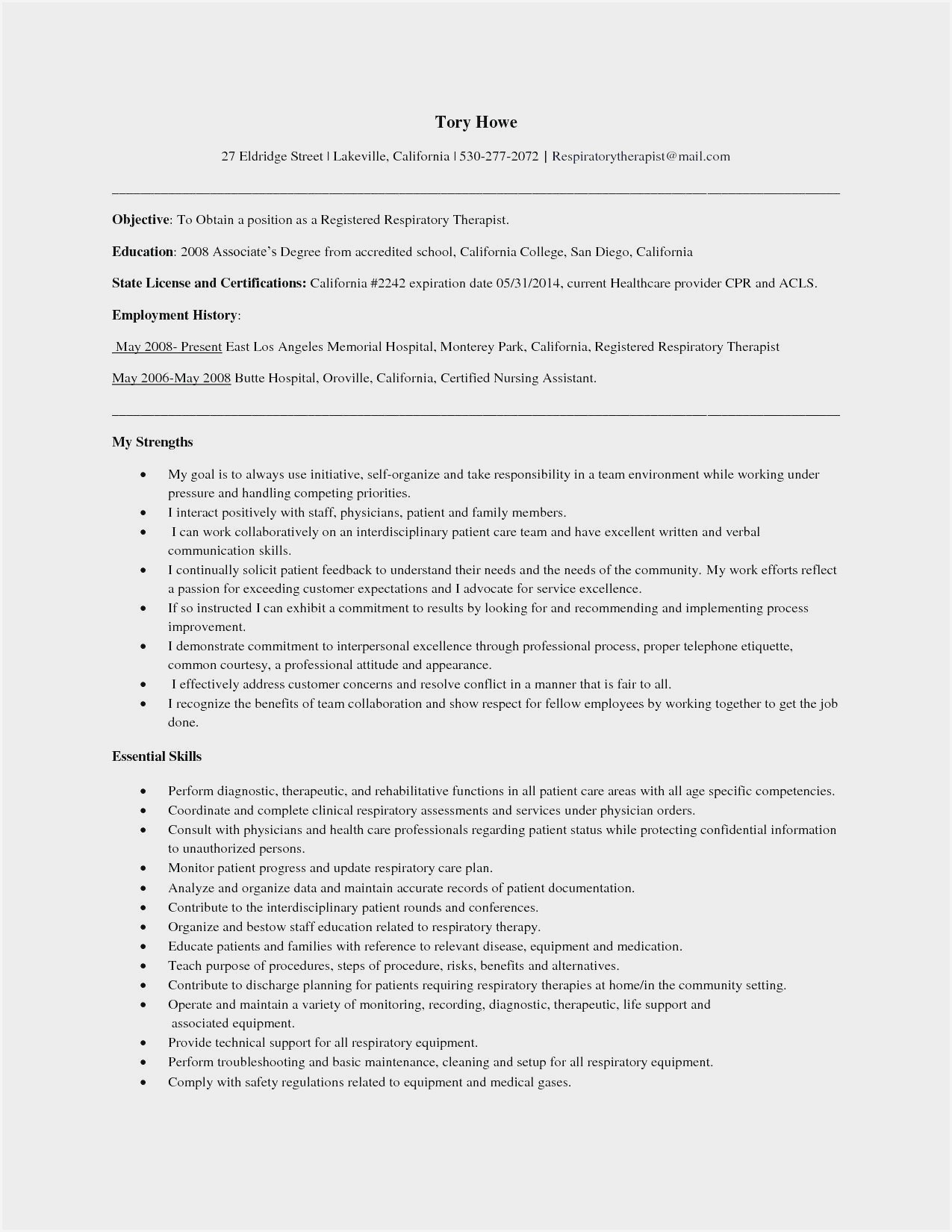 respiratory therapy resume examples sample registered therapist objective clipart images Resume Registered Respiratory Therapist Resume