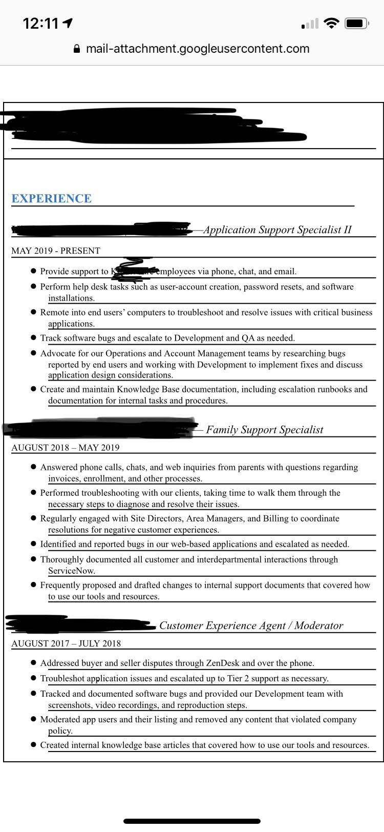 resume advice for application support technical resumes software 6b9vhv6m7qa31 certified Resume Software Application Support Resume