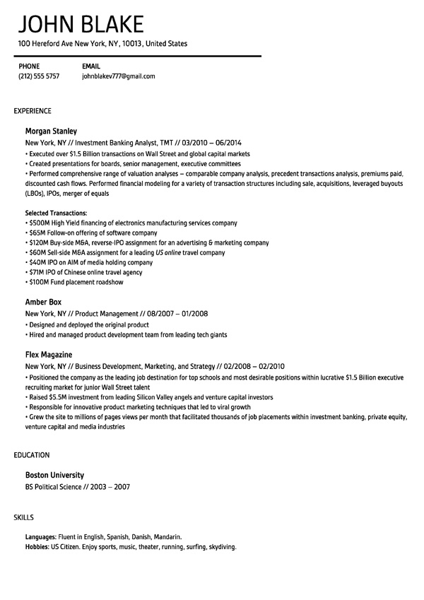 resume builder make velvet jobs google generator one column assistant brand manager help Resume Google Resume Generator