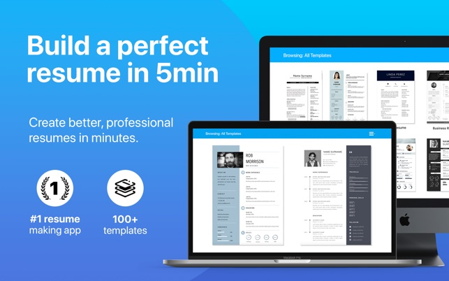 resume cv builder templates on the mac store software 643x0w doing something hotel driver Resume Mac Resume Builder Software