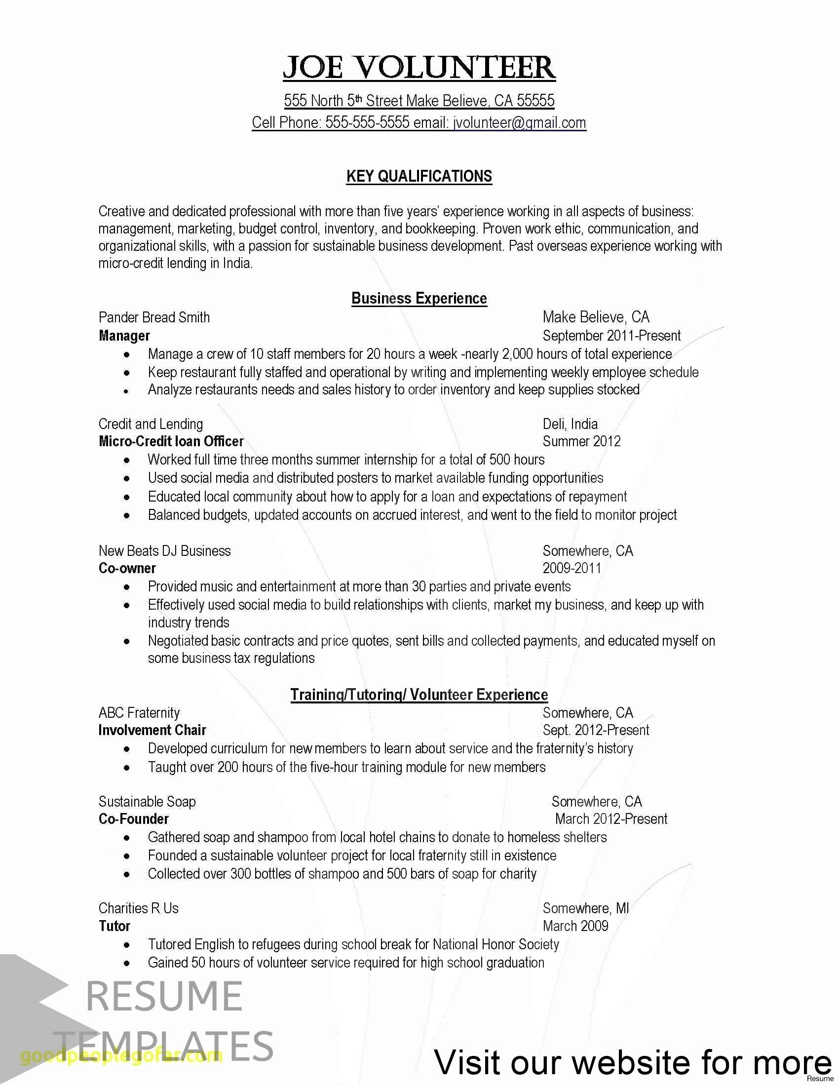 resume excelent basic examples photo ideas writing student high school for students being Resume Good Resume Format 2020