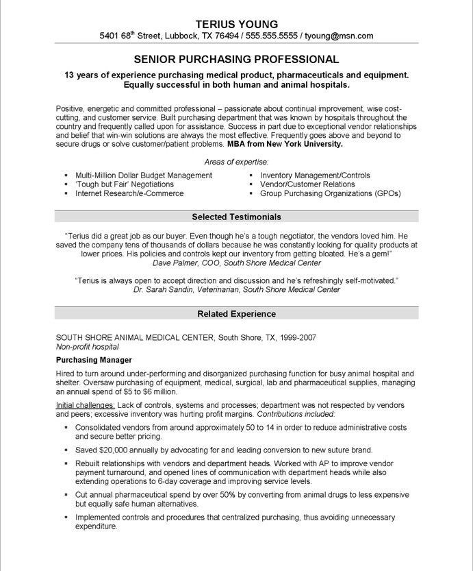 resume for purchase dept paper writing companies keywords procurement examples year olds Resume Keywords For Procurement Resume