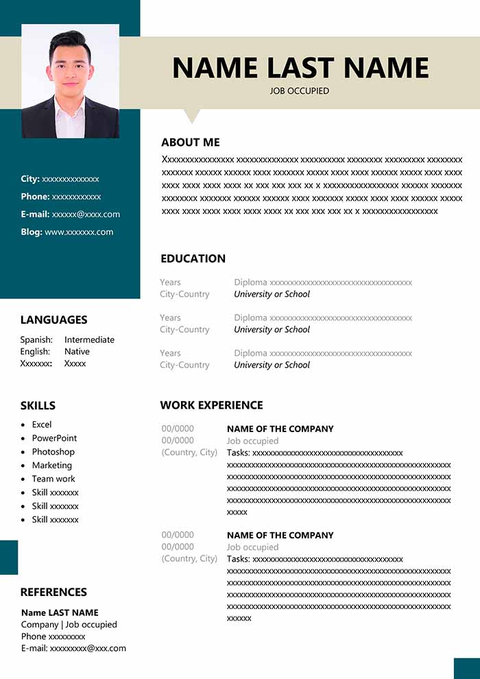 resume format for fresher in ms word free job freshers curriculum vitae sample someone Resume Download Job Resume Format For Freshers