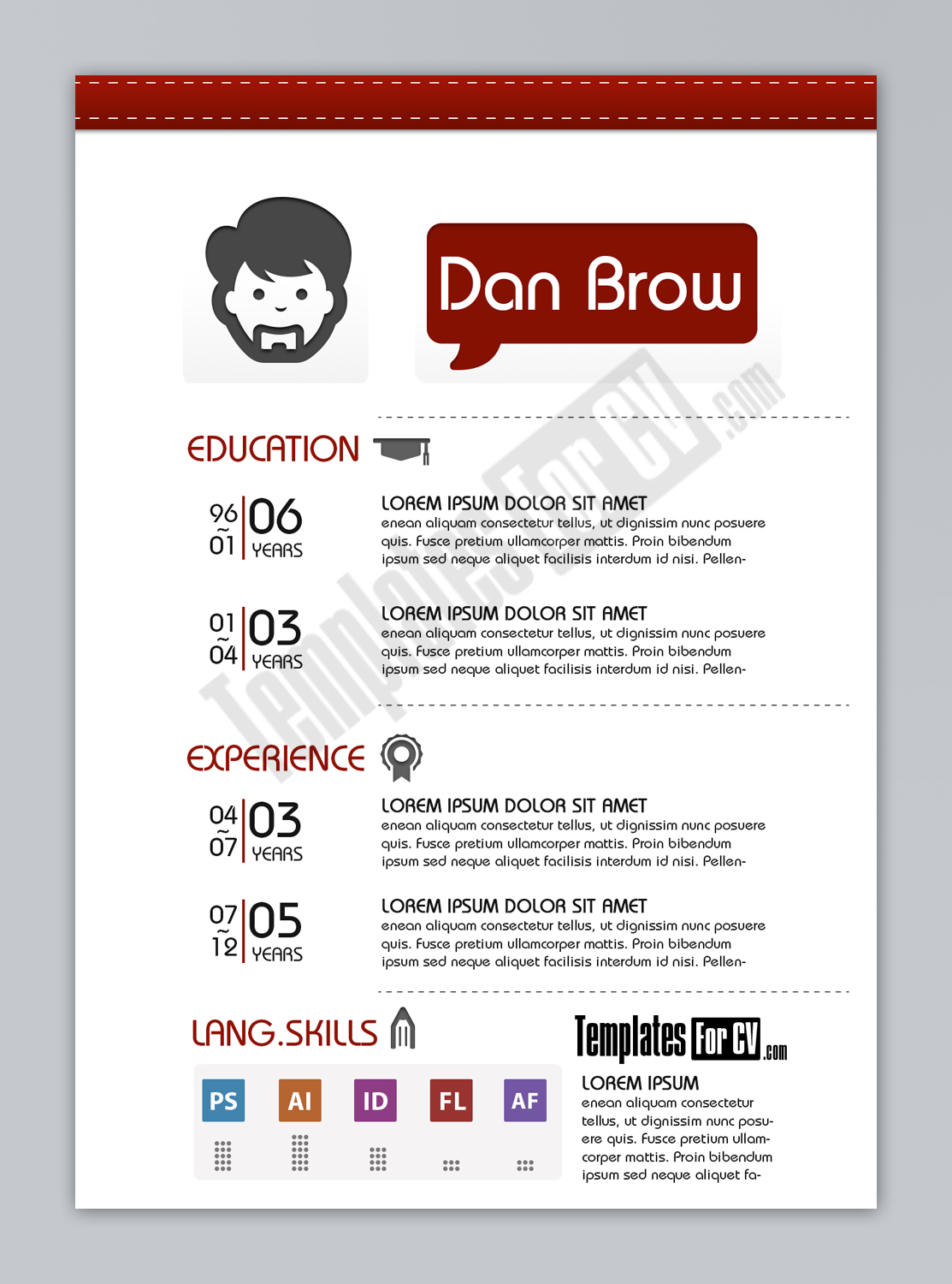 resume graphic designer sample senior examples template preview assistant property Resume Senior Graphic Designer Resume Examples