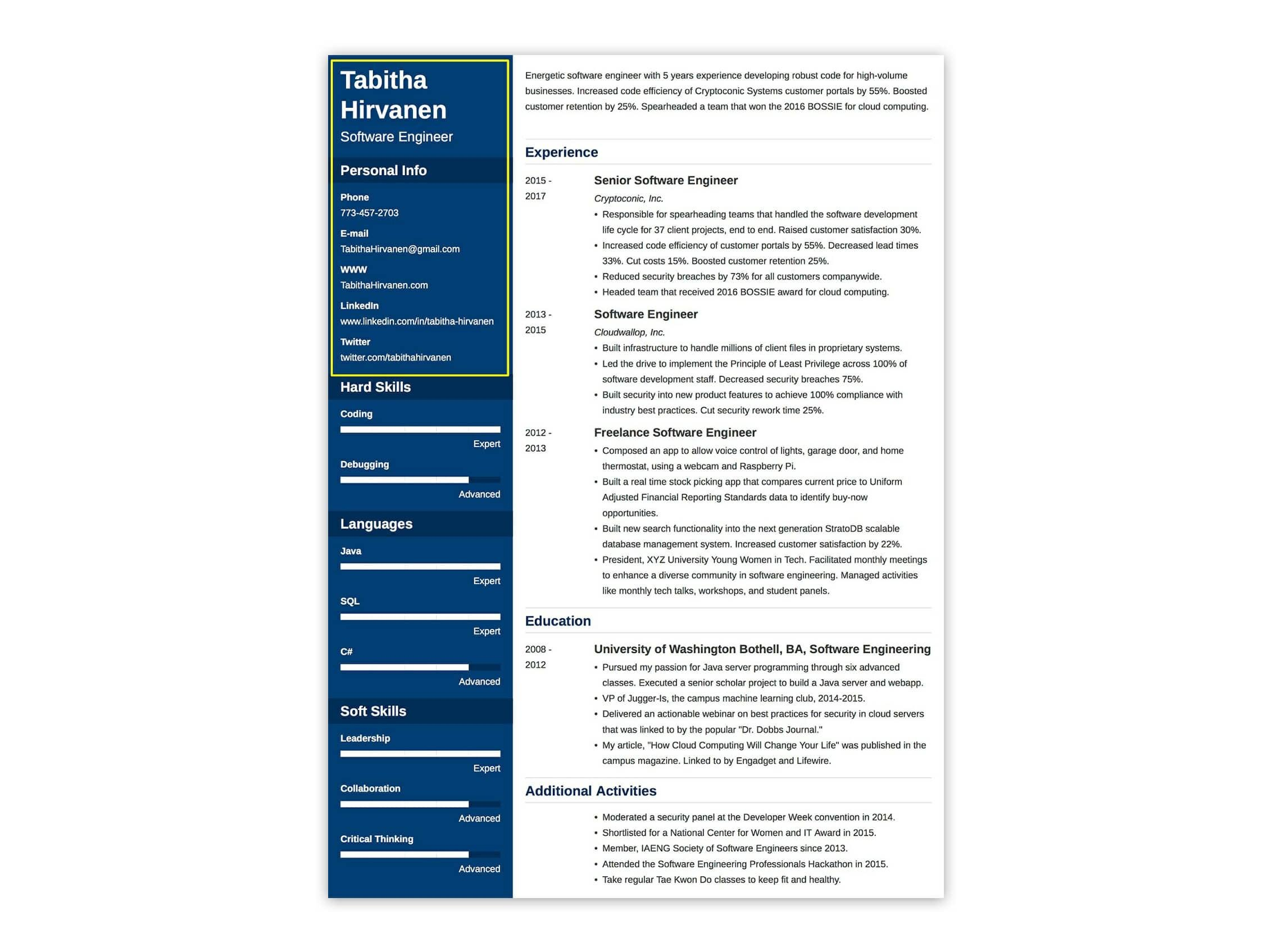 resume header examples professional headings another name for highlights admin assistant Resume Another Name For Resume