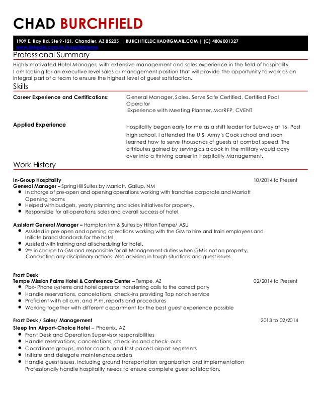 resume hotel general manager marriott summary for network engineer pre physician Resume Hotel General Manager Resume Marriott