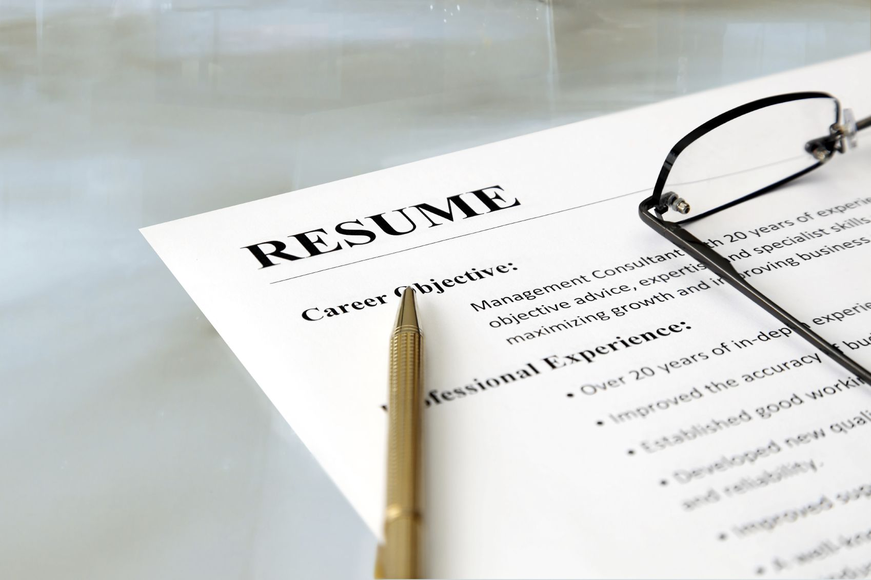 resume objective examples and writing tips career counseling medium packages business Resume Career Counseling And Resume Writing