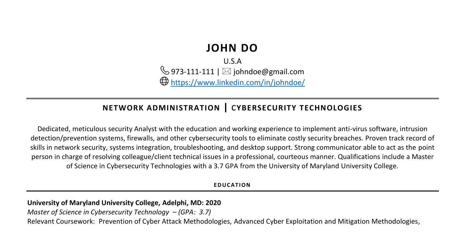 resume reddit docdroid cyber security pdf bold chief accounting officer executive Resume Cyber Security Resume Reddit