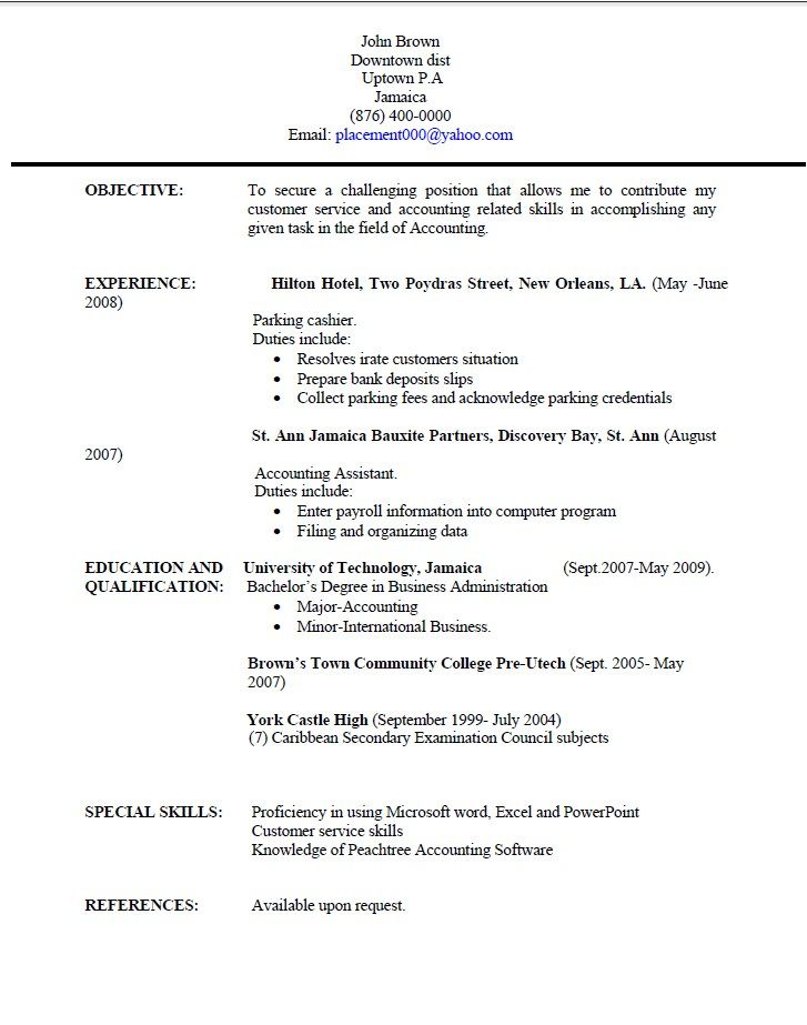 resume sample free writing examples templates job aerospace engineering objective Resume Job Resume Writing Examples