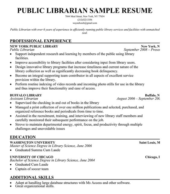 resume samples and to write companion sample examples cover letter for library director Resume Library Director Resume Sample