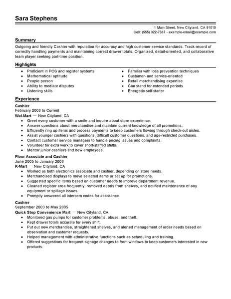 resume samples for part time jobs example hr specialist objective administrative officer Resume Sample Resume For Full Time Job