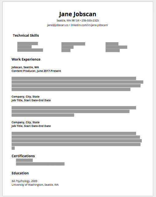 resume sections you need and them parts of professional example lms administrator sap crm Resume Parts Of A Professional Resume