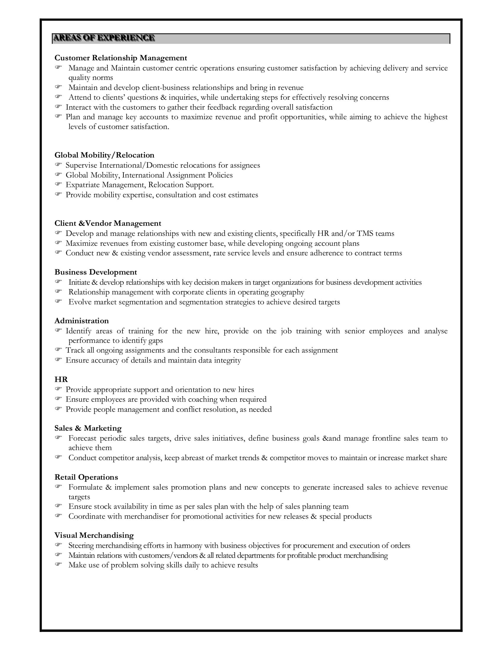 resume skills section guide on for examples conflict resolution functional coo create Resume Resume Conflict Resolution