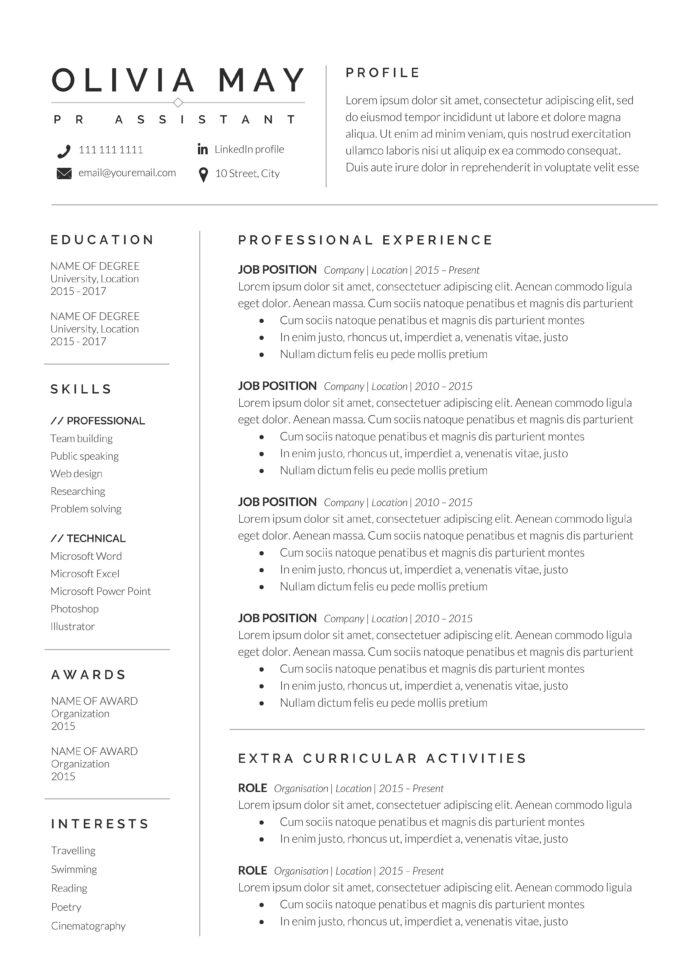 resume template cv words professional word sticky note catchy summary good software test Resume Sticky Note Resume Template