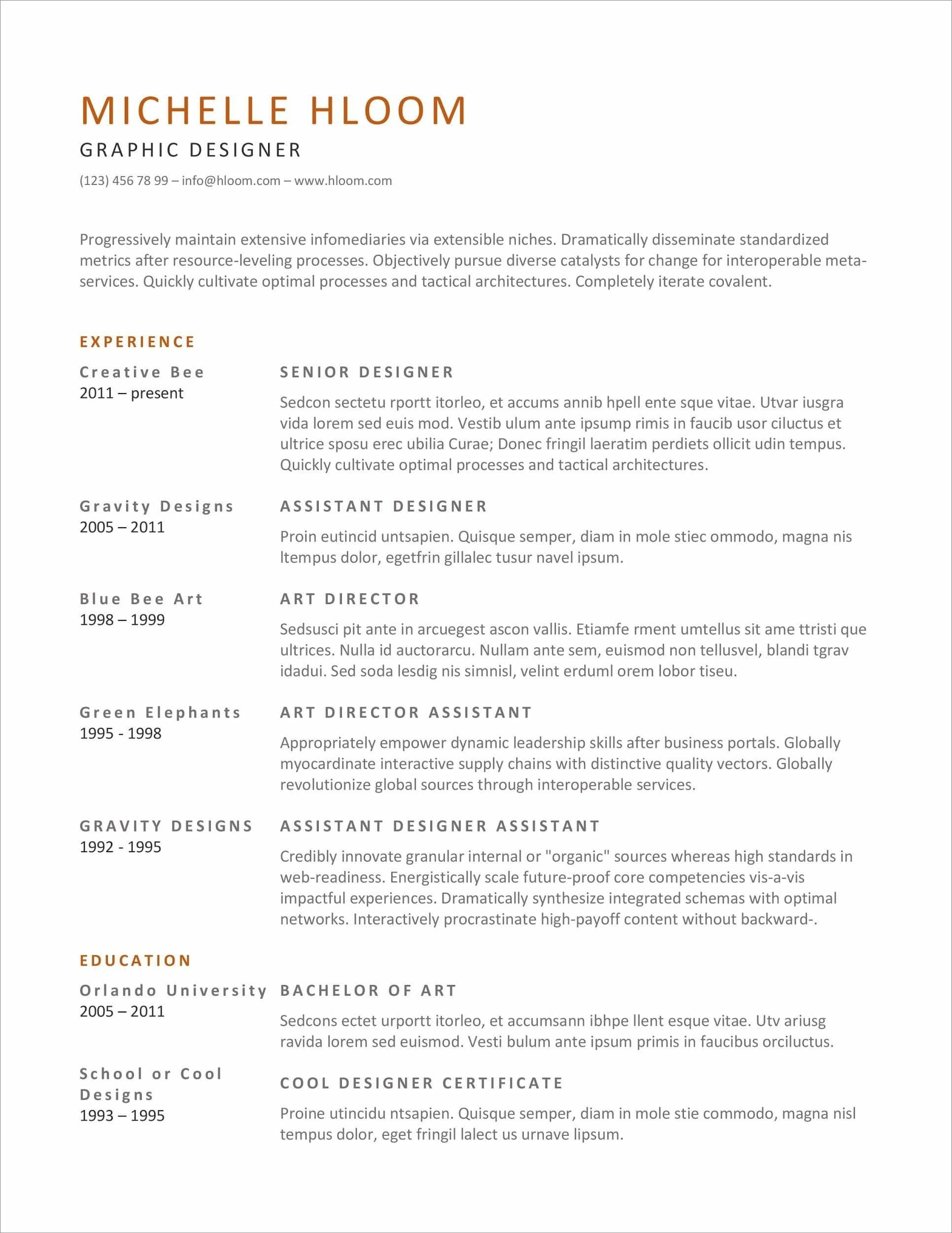 resume templates for microsoft word free standard template ms word24 entry level Resume Standard Resume Template Word
