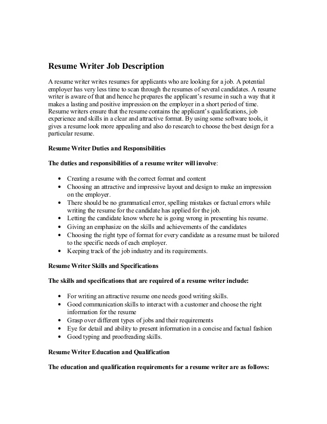 resume writer job description professional writter templates for microsoft word with Resume Professional Resume Writter