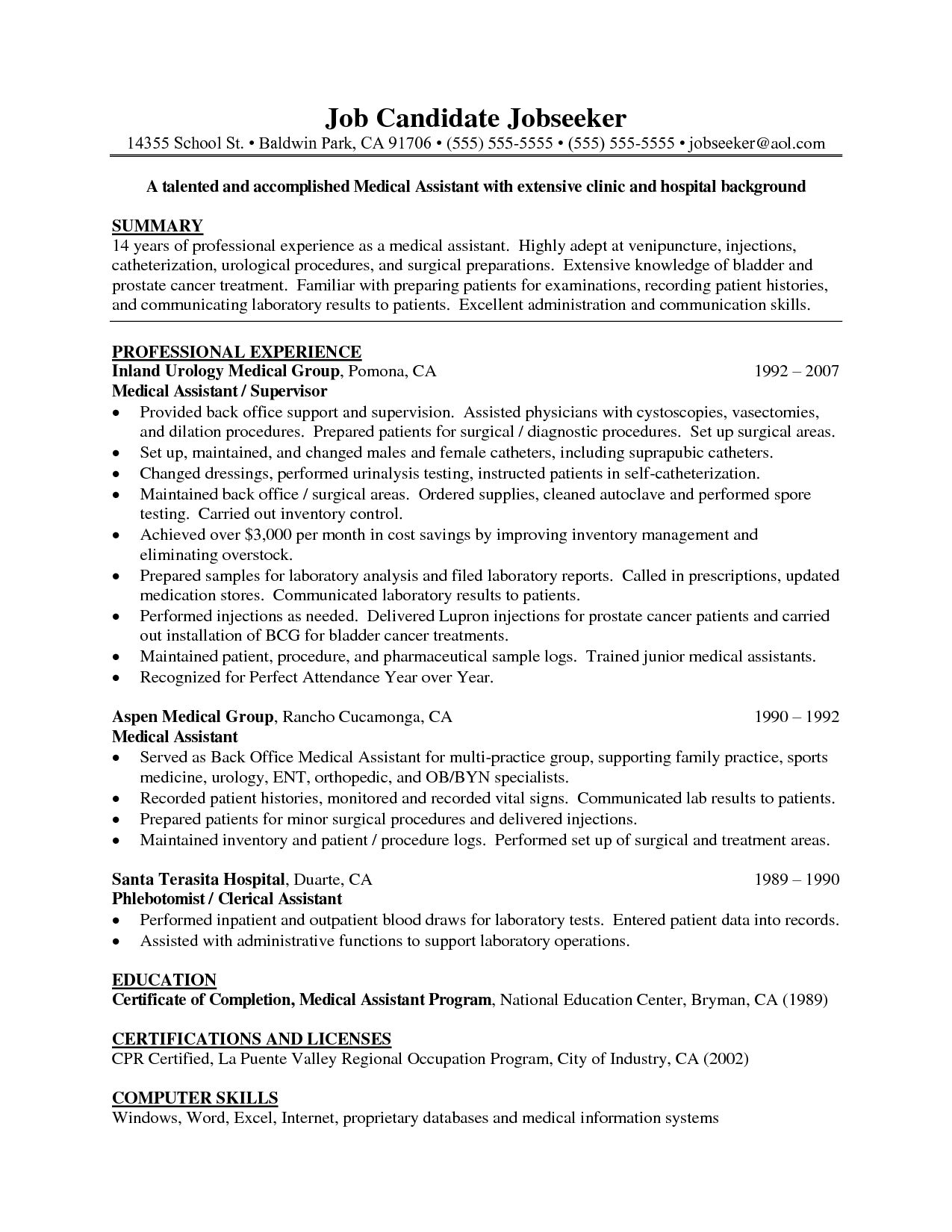 resumes for medical school paper writer perfect resume accounting job mcdonalds manager Resume Perfect Medical School Resume