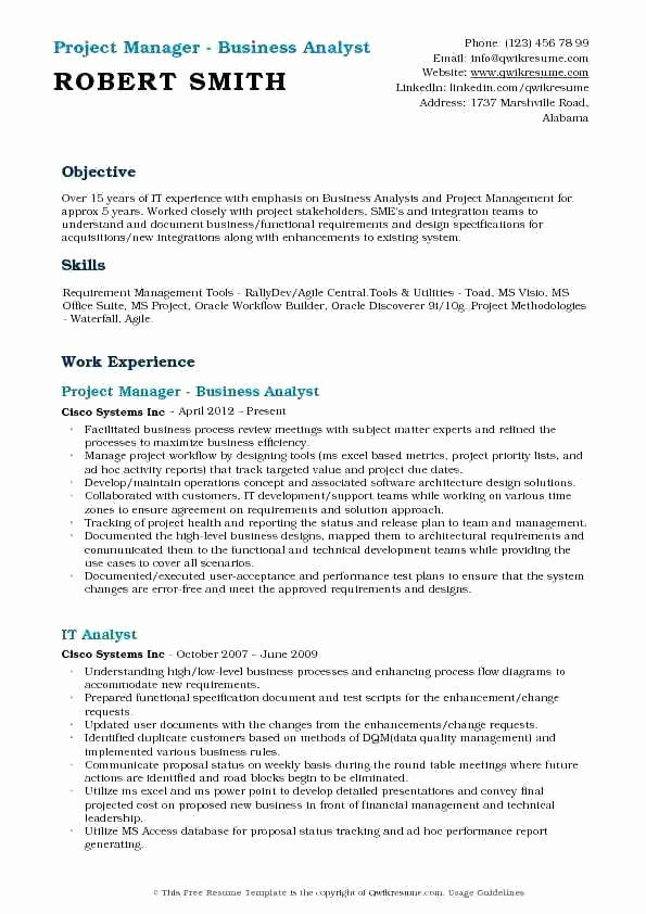 salesforce business analyst resume electronics quality engineer free review service Resume Salesforce Business Analyst Resume
