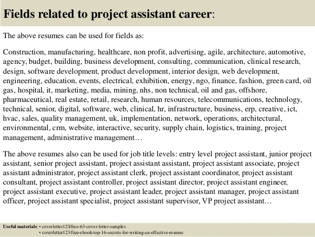 sample cover letter assistant project manager for full time position at aecom resume top Resume Assistant Project Manager Resume Cover Letter