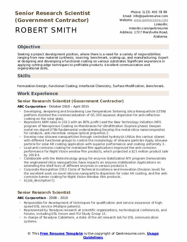 senior research scientist resume samples qwikresume for position pdf nightlife overleaf Resume Resume For Research Position