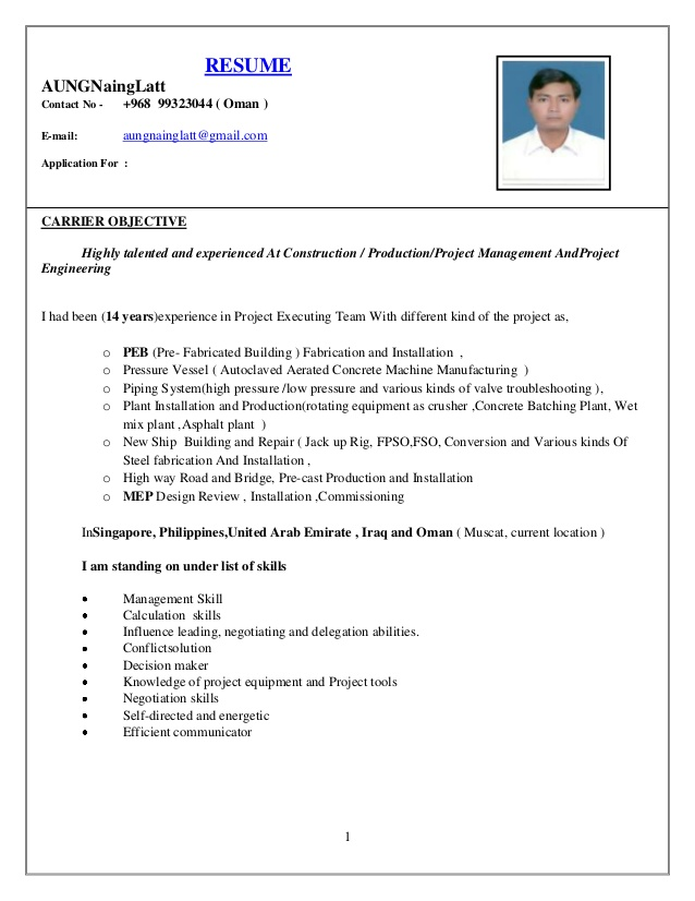 shipyard piping engineer resume yusuf sahran lead mechanical pt jobs linkedin of Resume Resume Of A Experienced Marine Engineers