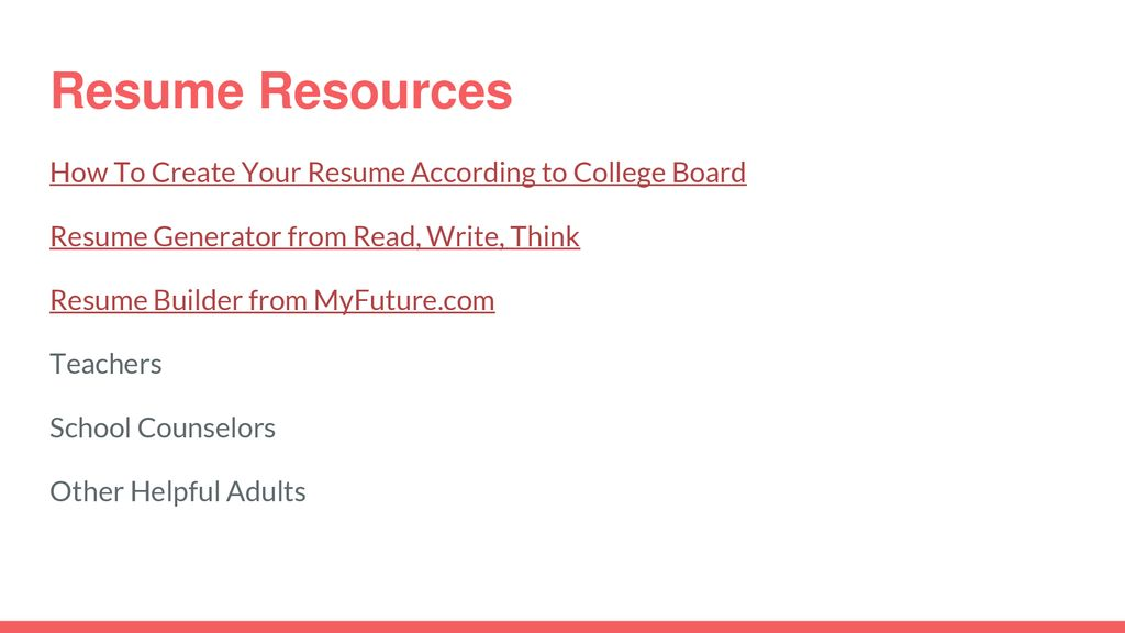 should they hire admit you think read write resume generator resources to create your Resume Think Read Write Resume Generator