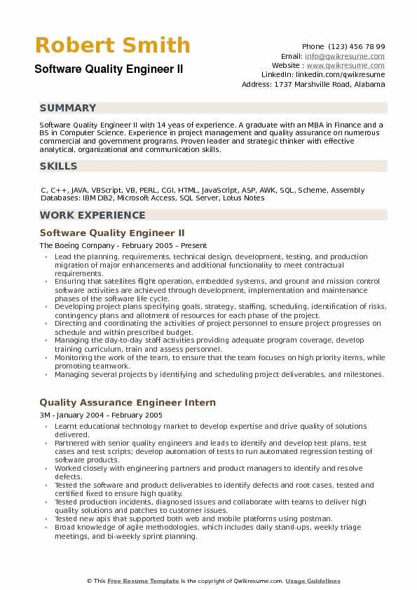 software quality engineer resume samples qwikresume process pdf coach subscription Resume Process Quality Engineer Resume
