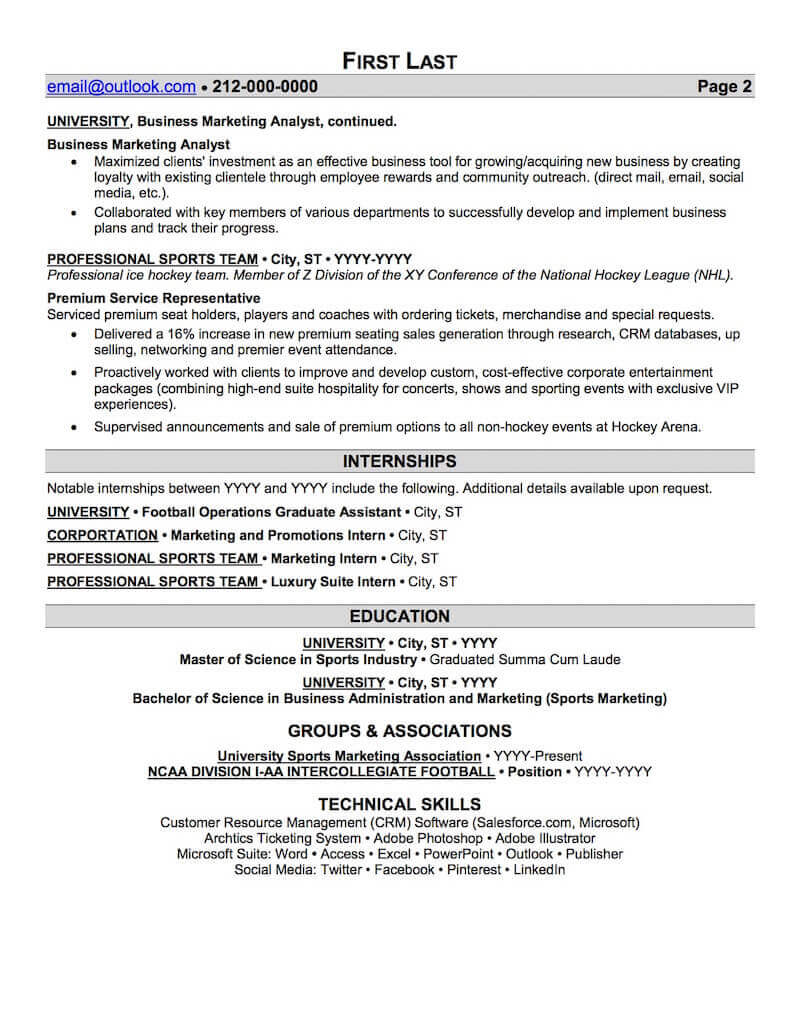 sports and coaching resume sample professional examples topresume college athlete fitness Resume College Athlete Resume Examples