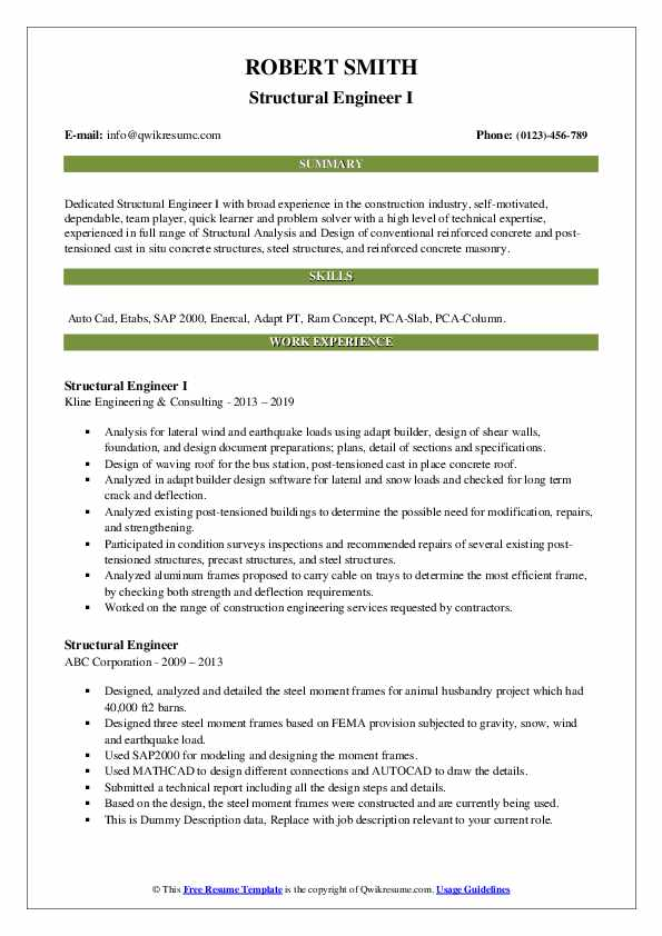 structural engineer resume samples qwikresume civil designer pdf best templates for Resume Civil Structural Designer Resume