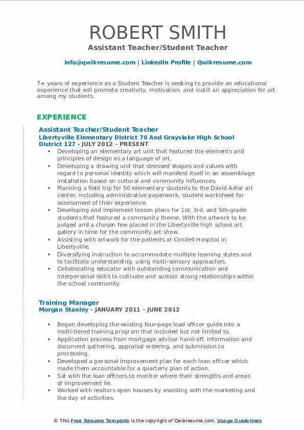 student teacher resume samples qwikresume gifted and talented pdf professional summary Resume Gifted And Talented Teacher Resume