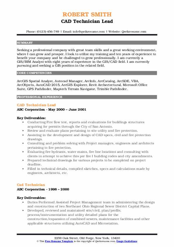 technician resume samples qwikresume architectural technologist sample pdf par chapitre Resume Architectural Technologist Resume Sample