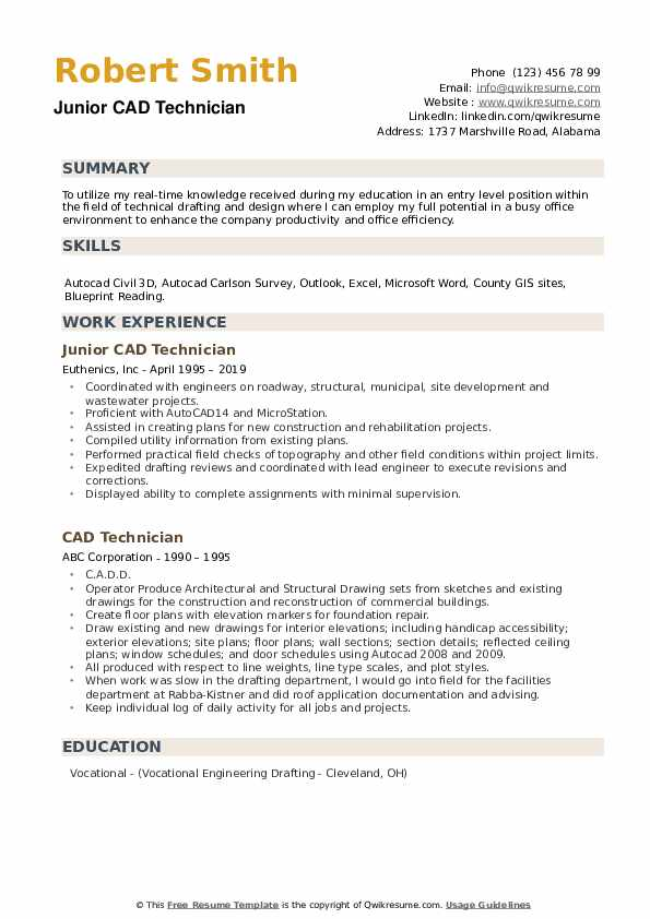 technician resume samples qwikresume architectural technologist sample pdf templates word Resume Architectural Technologist Resume Sample