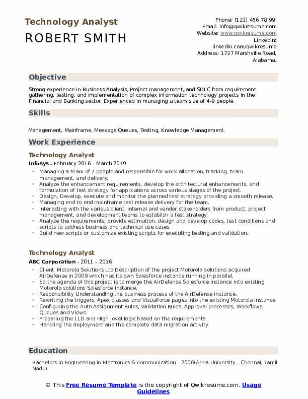 technology analyst resume samples qwikresume aem business pdf sample with mba degree Resume Aem Business Analyst Resume