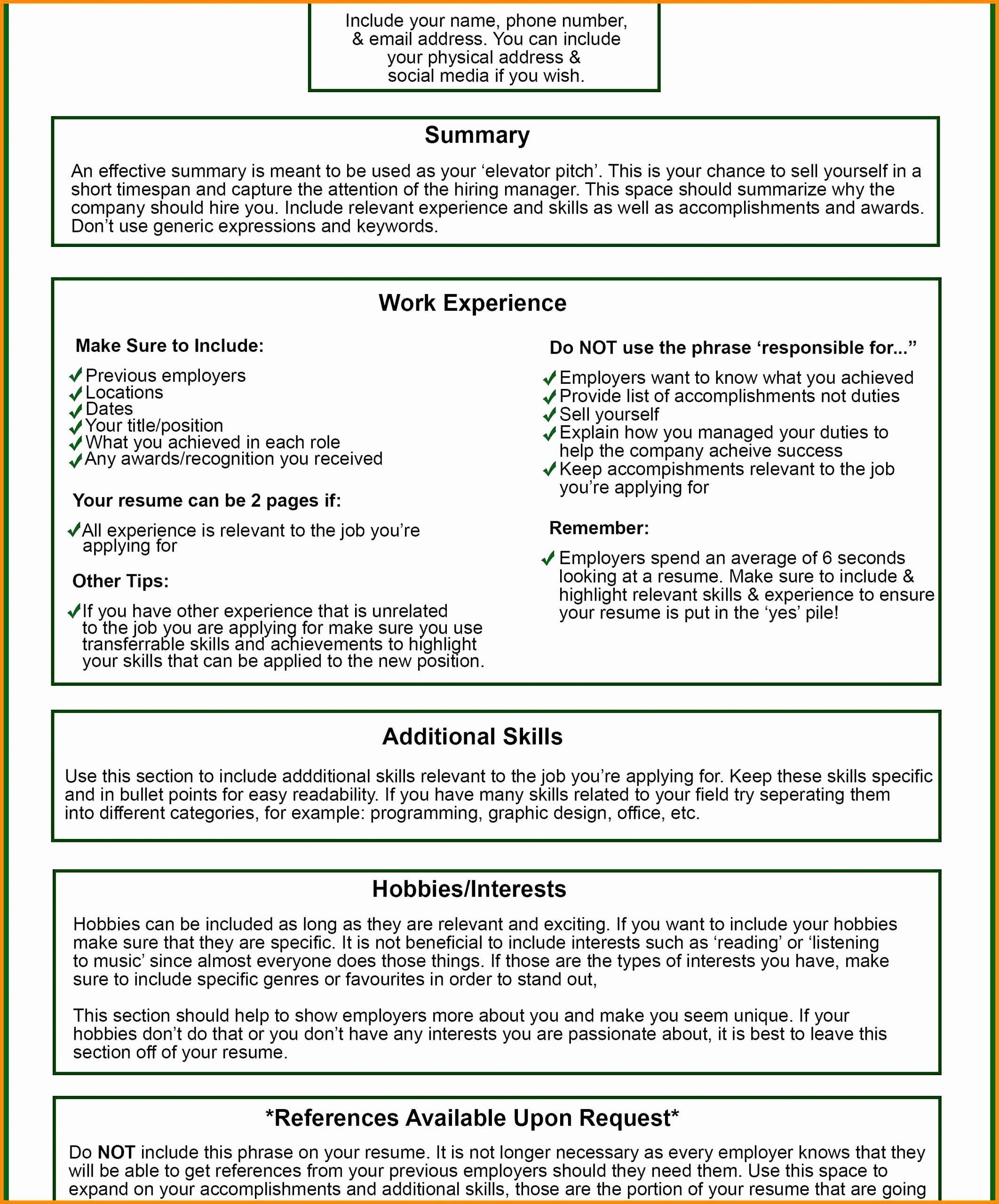 template for letter of interest luxury resumes hobbies and interests examples cv cover Resume Good Hobbies For Resume