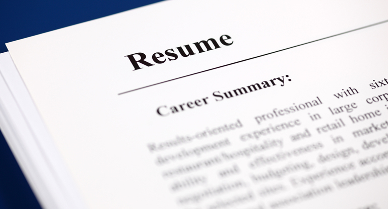 the art of resume writing advice with 770x446 communication objective examples current Resume Advice With Resume Writing
