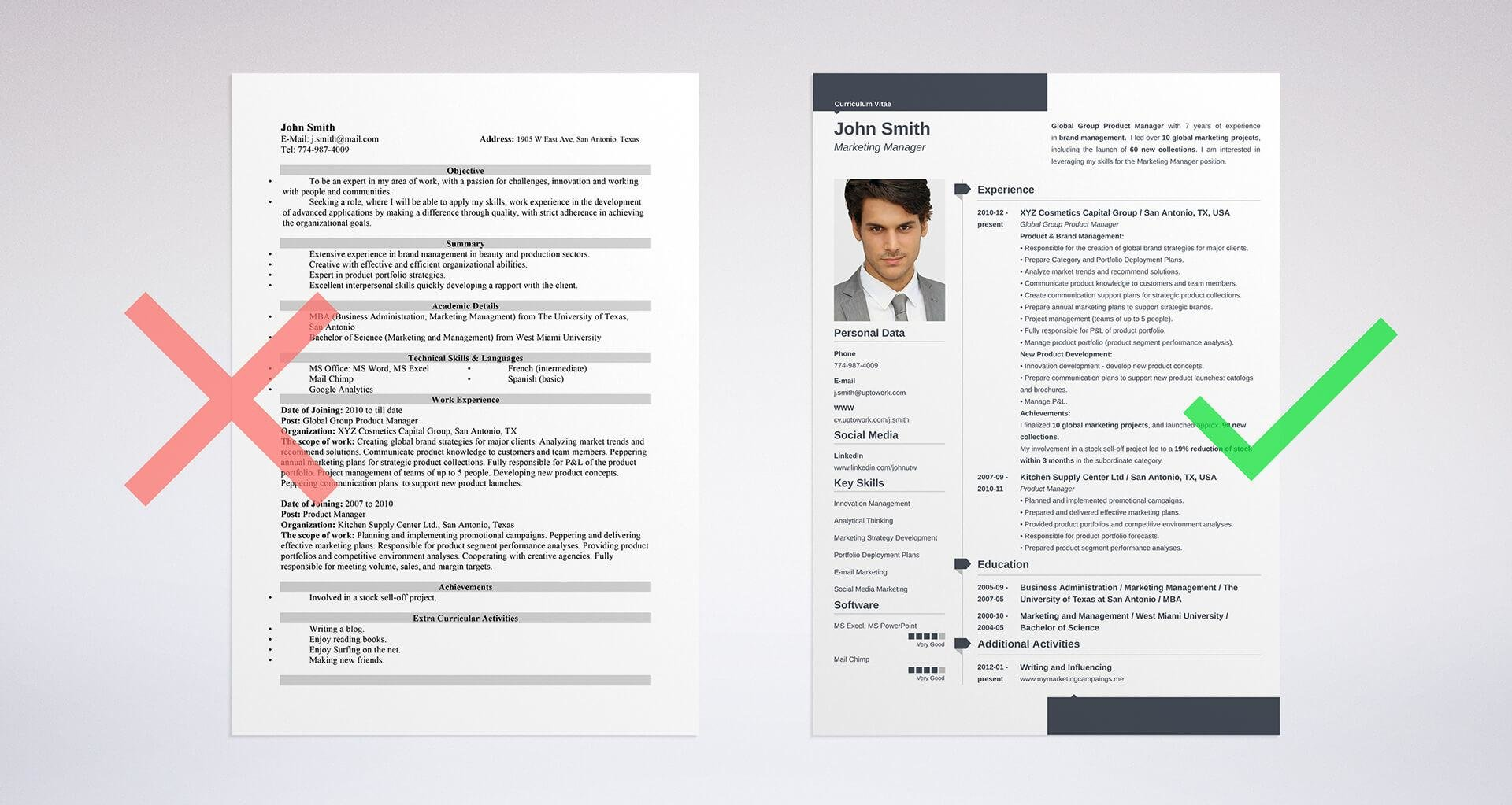 the difference between cv vs resume explained curriculum vitae and biodata european Resume Difference Between Curriculum Vitae And Resume And Biodata