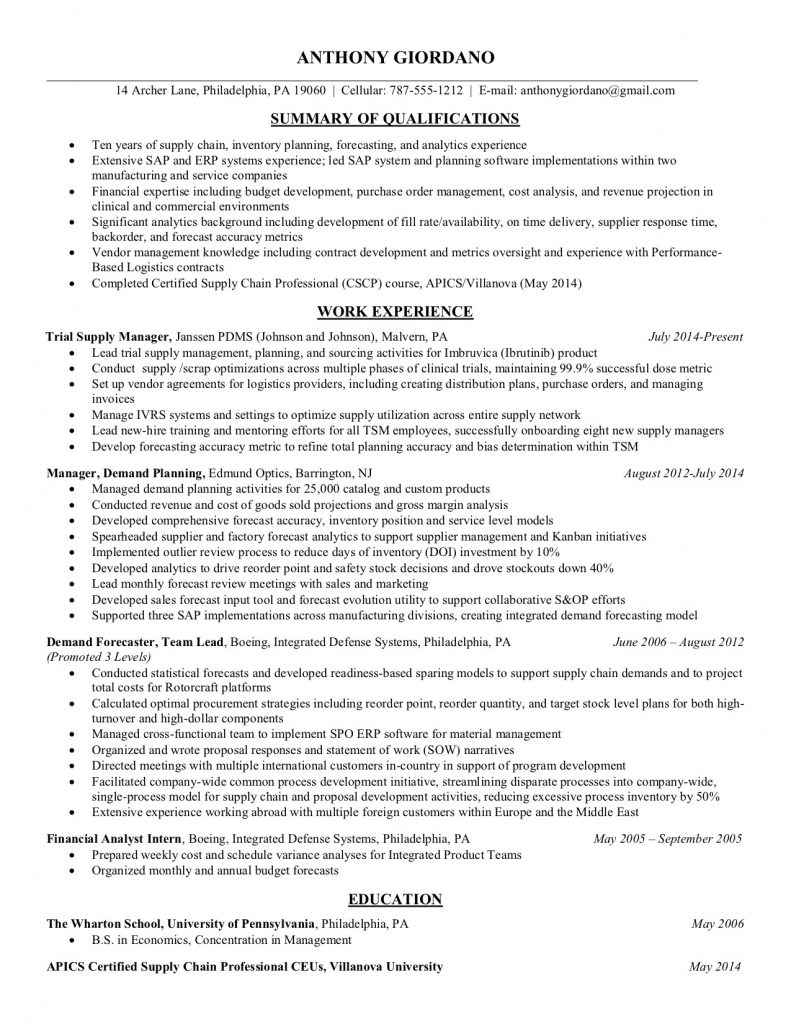 the only guide you ll ever need to write resume that recruiters want read business school Resume Wharton Business School Resume