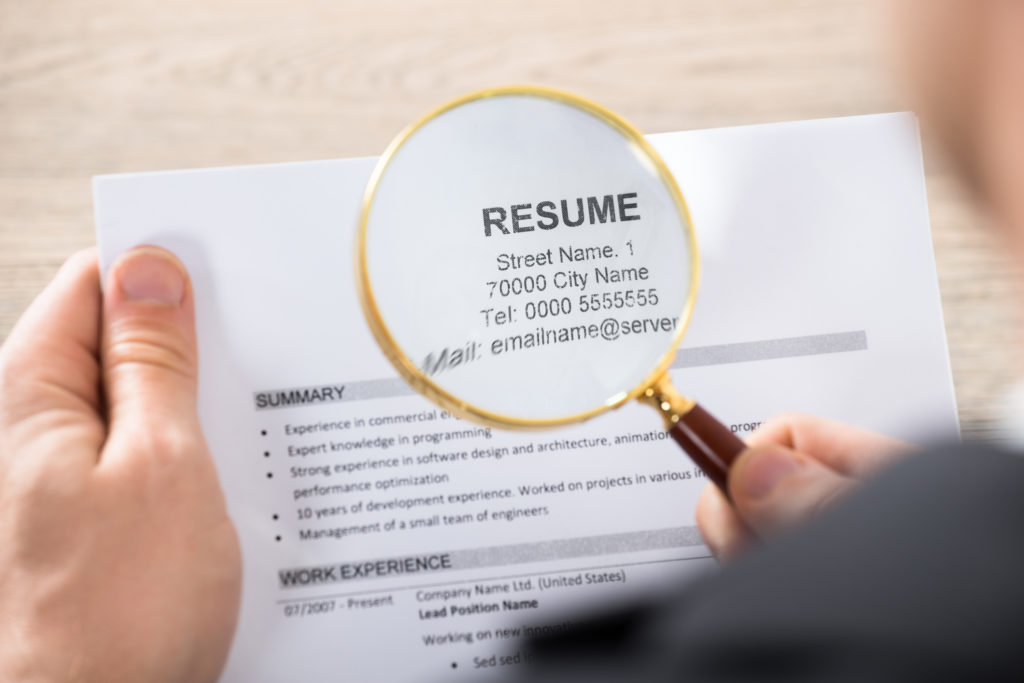 the resume objective do don ts and samples chegg careermatch profile vs featured post Resume Resume Profile Vs Objective
