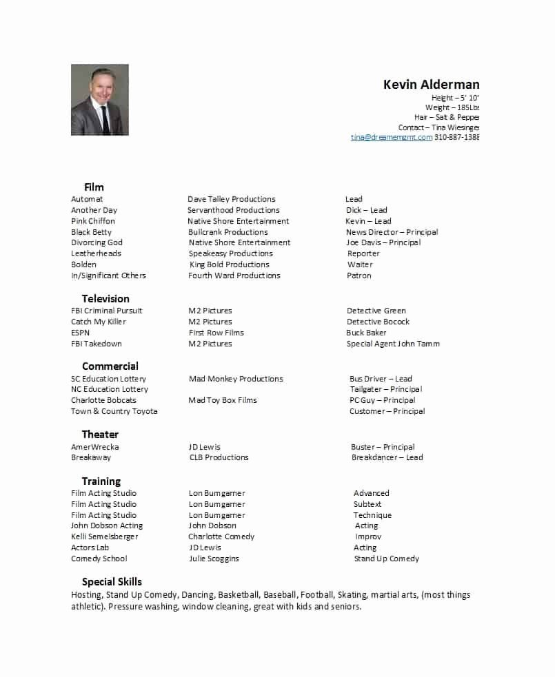theatre resume template google docs new free acting templates word respiratory therapist Resume Acting Resume Template Google Docs